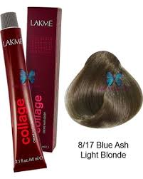 blue ash color here s a great deal on lakme collage creme hair color 2 1 oz 8 17