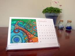 Desk Calenders 2012 Handmade Wall And Desk Calendars Are Here U2013 The Creatures Of