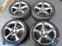 stock camaro rims four 10 13 chevy camaro factory 20 wheels tires oem rims 5576