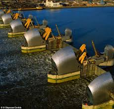 thames barrier reef park chronicles of our generation aftermath of the rise of sea levels
