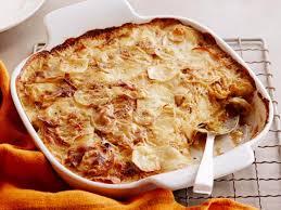 caramelized vidalia and potato gratin with fresh recipe