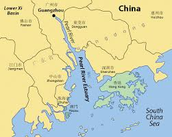 Shenzhen China Map Yellow River Location On World Map For Roundtripticket Me