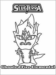 slugterra coloring pages 2 coloring pages for kids pinterest