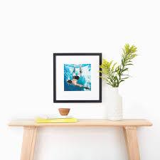 Desk Picture Frame Mercer Slim Custom Frame Framebridge
