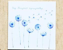 condolences greeting card sympathy cards etsy ca