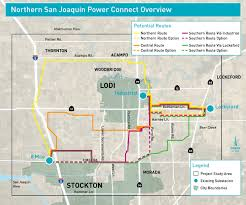 Pg E Power Outage Map Northern San Joaquin Power Connect