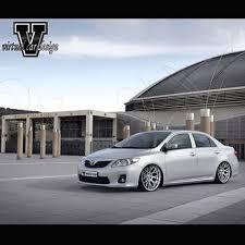 2012 toyota corolla custom car design virtualcardesign instagram photos and
