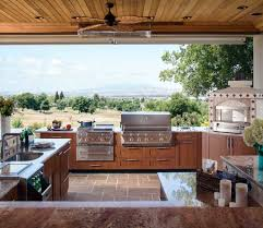 outdoor kitchens perfect for summer entertaining design chic
