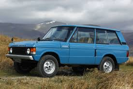 land rover mitsubishi land rover range rover 3 door classic
