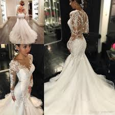 mermaid wedding dress berta country mermaid wedding dresses 2017 sheer lace