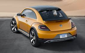 volkswagen vw beetle 2016 vw beetle dune concept pricing and release date