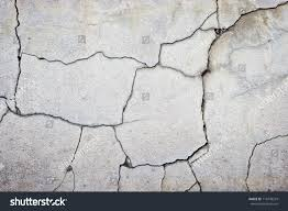 Concrete Wall by Cracked Concrete Wall Texture Background Stock Photo 113478229