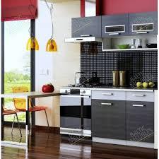 kit cuisine pas cher meuble cuisine pas cher discount kit moreno 2m40 6 meubles 2 en