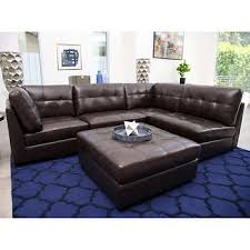 Sofa Bed Living Room Leather Sofas U0026 Sectionals Costco