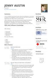 Sample Resume Hr Generalist by Sample Resume Recruiter 4 Technical Recruiter Resume Example