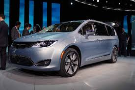 2017 minivan town and country is dead 2017 chrysler pacifica reinvents the