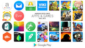 google u0027s list of android excellence apps u0026 games for fall 2017