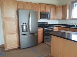 kitchen colors ideas pictures kitchen decor with slate appliances slate kitchen appliances