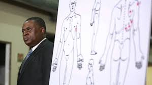 in the back what the autopsy in the stephon clark killing says