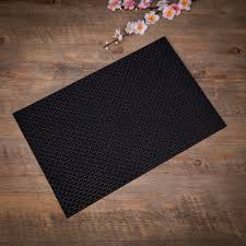 heat insulation stain resistant woven vinyl placemats 18 heat insulation stain resistant woven vinyl placemats 18