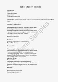 Underwriter Trainee Resume Trainee Trader Cover Letter Training Program Manager Cover Letter