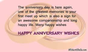 Happy Wedding Anniversary Wishes For Happy Wedding Anniversary Wishes To A Couple Wishes4smile