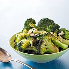 rachael ray roasted broccoli roasted broccoli with toasted garlic rachael ray every day
