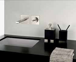 Faucet Design Wall Mount Faucet With Modern Shape And Design Traba Homes