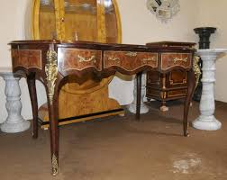 Kidney Bean Desk French Kidney Bean Desk Louis Xv Writing Table Burea Plat Ebay