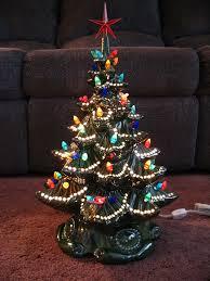 192 best christmas ceramic trees images on pinterest ceramic