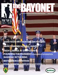Maine Wmd Map The Bayonet June 2017 By Maine National Guard Issuu