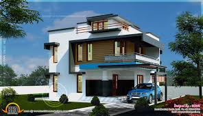modern 4 bhk home exterior in 186 square yards kerala home