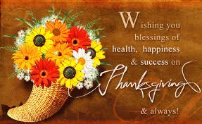 thanksgiving greetings messages sayings words for 2017