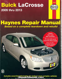 h19027 buick lacrosse 2005 2013 haynes repair manual