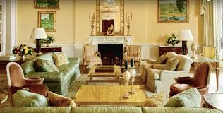 trump living room 6 surprises about the obamas u0027 private white house quarters sun