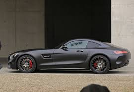 mercedes amg turbo 2017 mercedes amg gt c coupe to get 547bhp turbo v8 hell