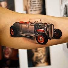 car tattoos inked magazine
