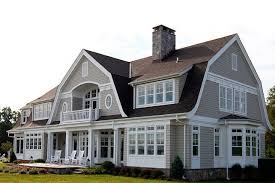 gambrel homes gambrel style home hammond wilson architects exciting homes