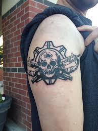 gears of war tattoos gears of war 4 forums gears of war