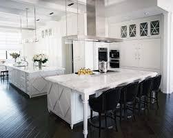White Marble Kitchen by Calacatta U2013 Miami Circle Marble U0026 Fabrication