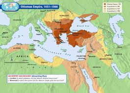 Ottoman Trade G6 Myp Individuals Societies New Challenges New Routes