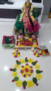 janmashtami home decoration 18 best varalaxmi images on pinterest hindus puja room and
