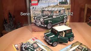 mini cooper lego test lego mini cooper set 10242 creator youtube