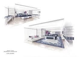 Yacht Interior Design Ideas Interior Design Top Interior Design Renderings Beautiful Home