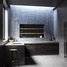 Kitchen Design Image 15 Stylish Kitchen Designs With Concrete Counter Highlights