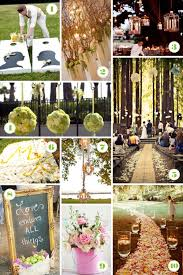 outdoor weddings romantic decoration latest photos for best
