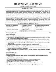 28 Resume Samples For Sample by 28 Professional Real Estate Agent Resume Samples Vinodomia