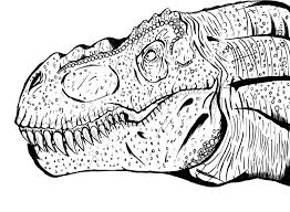 coloring pages dinosaurs rex free dinosaur coloring sheets