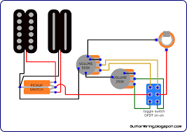 guitar wiring diagrams 2 pickups u2013 wirdig u2013 readingrat net