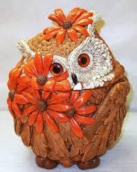 47 best cookie jars images on pinterest owl cookie jars owl